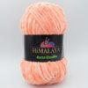 Пряжа плюшевая Himalaya Bursa Chenille персик (Velvet)