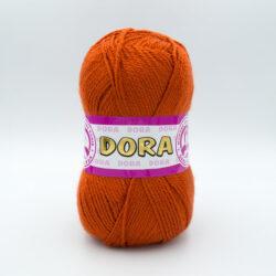 Пряжа Madame Tricote Dora 107 рыжий