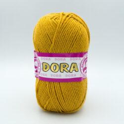 Пряжа Madame Tricote Dora 115 горчичный