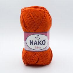 Пряжа Nako Ibiza 6310 рыжий
