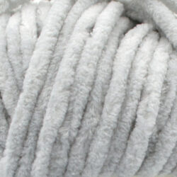 Пряжа плюшевая Vizell Baby Smile 003 светло-серый