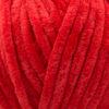Пряжа плюшевая Vizell Baby Smile 016 красный 20123