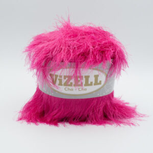 Пряжа Vizell Cha-Cha малина