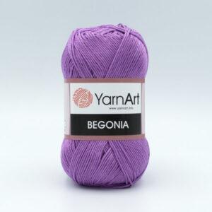 Пряжа YarnArt Begonia 6309 сиреневый