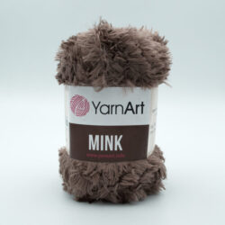 Пряжа YarnArt Mink 332 мокко