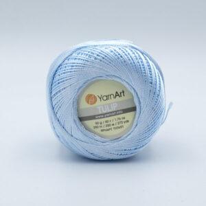 Пряжа YarnArt Tulip 407 светло-голубой