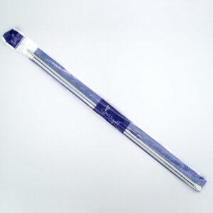 Спицы прямые для вязания Vizell 3.5 мм 35 см