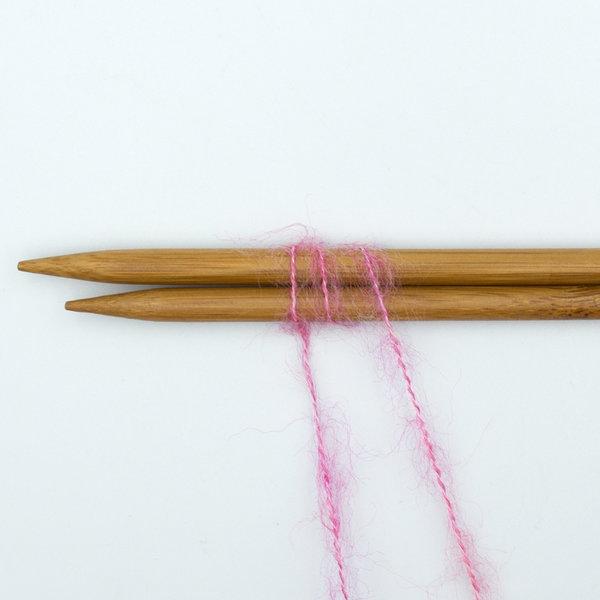Пряжа Feza Mohair 2991 розовый