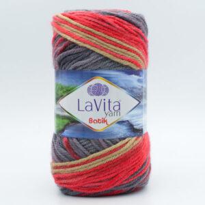 Пряжа LaVita Batik 06