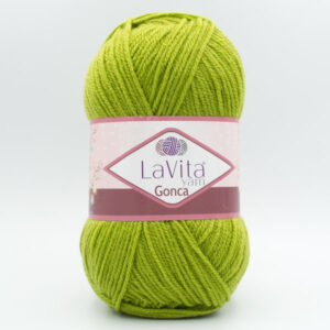 Пряжа LaVita Gonca 8113 светло-зеленый