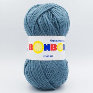 Пряжа Nako Bonbon Classic 98263 джинс