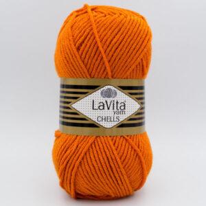 Пряжа LaVita Chells 9554 рыжий