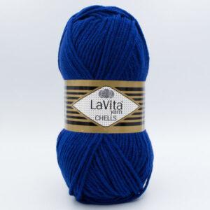 Пряжа LaVita Chells 9778 синий