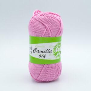 Пряжа Madame Tricote Camilla 5046 розовый
