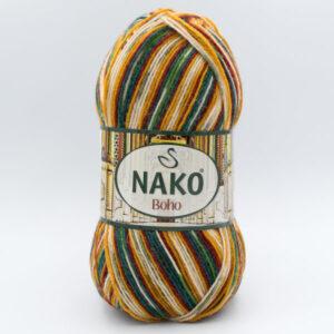 Пряжа Nako Boho 82442 Spicy