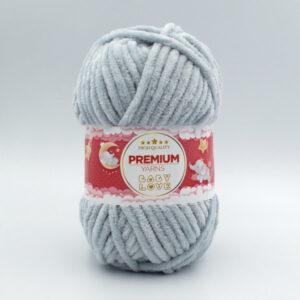 Пряжа Premium Yarns Baby Love 351 серый