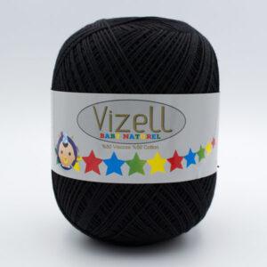 Пряжа Vizell Baby Naturel 940 черный