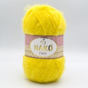 Пряжа Nako Paris 11872 желтый