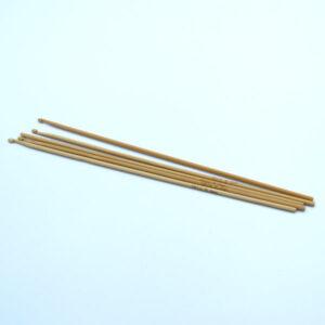 Крючок для вязания бамбуковый 2 мм