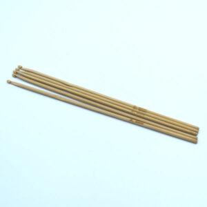 Крючок для вязания бамбуковый 2,5 мм