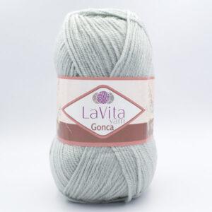 Пряжа LaVita Gonca 6013 светло-серый