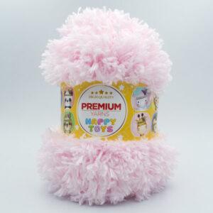 Пряжа Premium Yarns Happy Toys 203 нежно-розовый