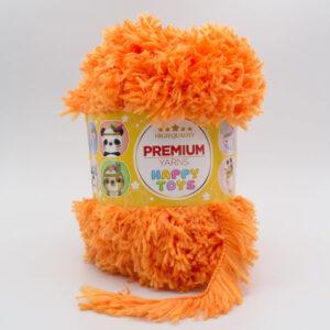 Пряжа Premium Yarns Happy Toys 216 оранжевый
