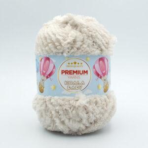 Пряжа Premium Yarns Koala Baby 142 бежевый