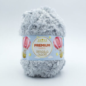 Пряжа Premium Yarns Koala Baby 151 серый